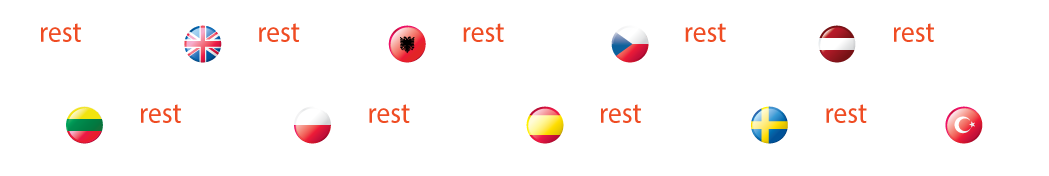 Examples of .rest in other languages